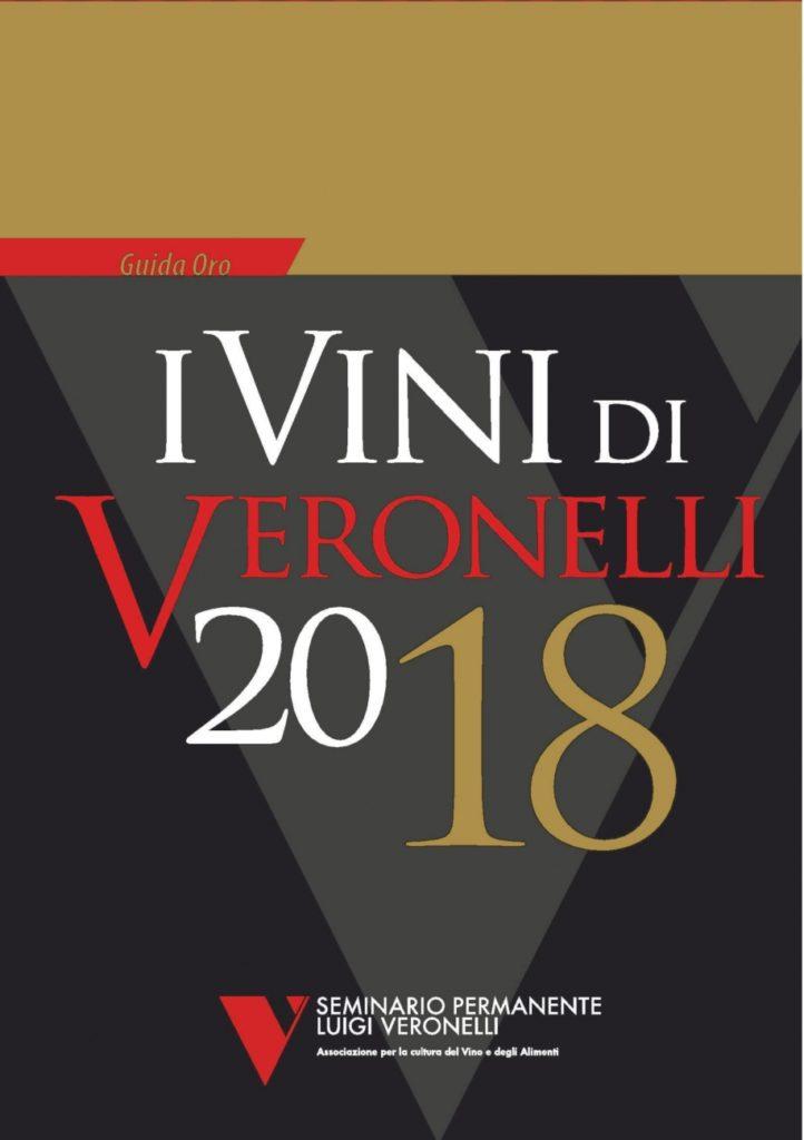 Giuda Oro Vini Veronelli 2018