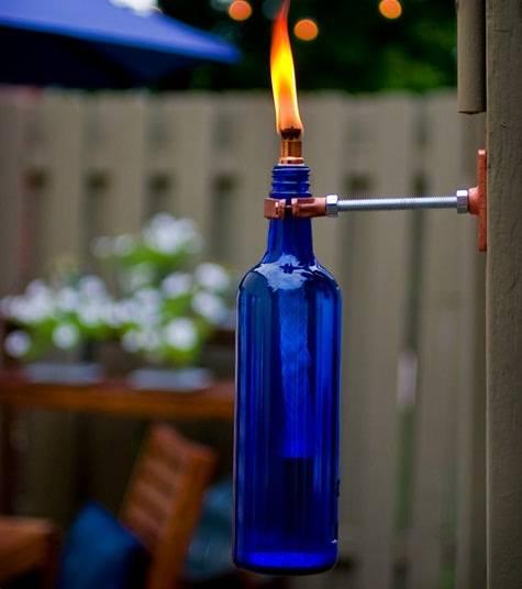 Come Forare Una Bottiglia Di Vetro.Fantastiche Idee Per Riutilizzare Le Bottiglie Di Vetro